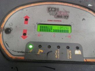 Préparateur de commandes à nacelle élevable OMG 602