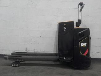 Transpalette accompagnant Caterpillar NPP20N2R - 6