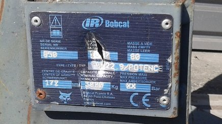 Potence extension Bobcat 70022.9 - 3