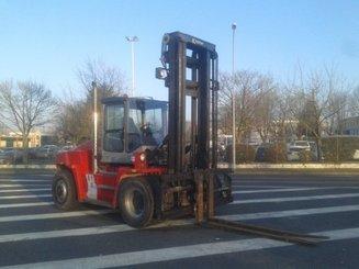 Chariot élévateur frontal 4 roues Kalmar DCE100-6