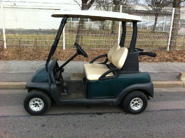 voiturette de golf d 39 occasion en vente sur capm europe. Black Bedroom Furniture Sets. Home Design Ideas