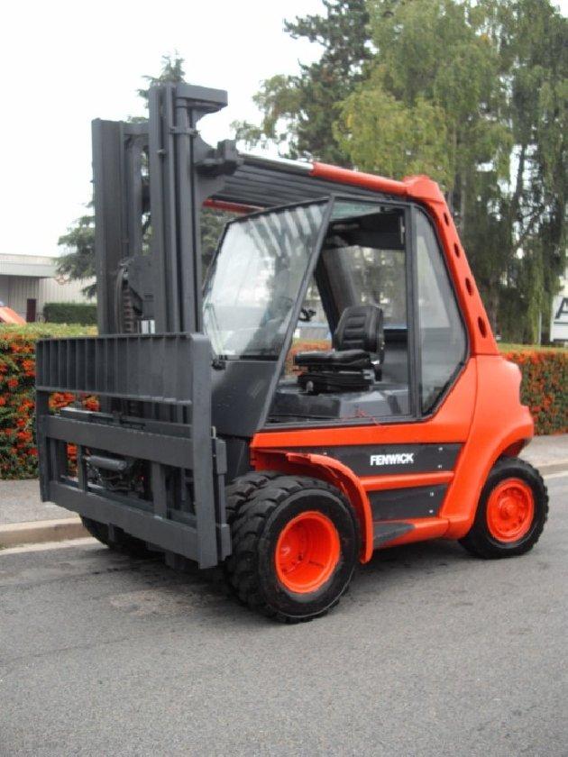 chariot l vateur frontal 4 roues fenwick h70d vendre sur capm europe. Black Bedroom Furniture Sets. Home Design Ideas