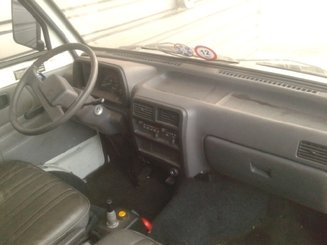 Camion benne Piaggio PICK UP - 5