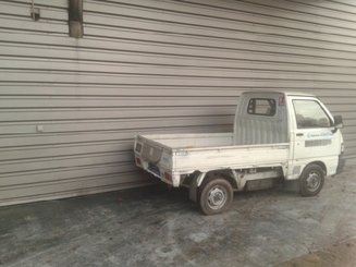 Camion benne Piaggio PICK UP - 2