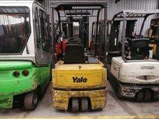 Chariot élévateur frontal 3 roues Yale ERP16ATF