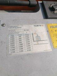 Chariot élévateur latéral multidirectionnel Hubtex DQ40G série 30/50 EL/T