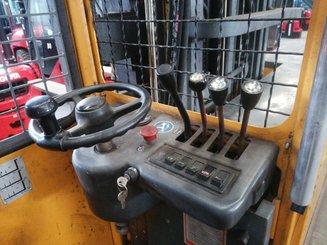 Chariot élévateur latéral multidirectionnel Baumann EVS40