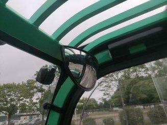 Chariot élévateur frontal 4 roues Mitsubishi FG55NT