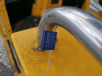 Tracteur industriel Charlatte TE206